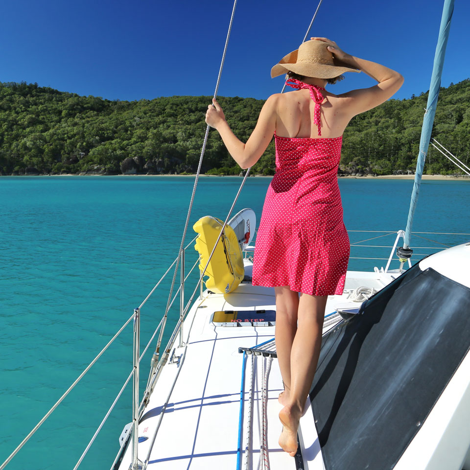 Photo credit (Tourism and Events Queensland). Location displayed (The Whitsundays, Queensland).