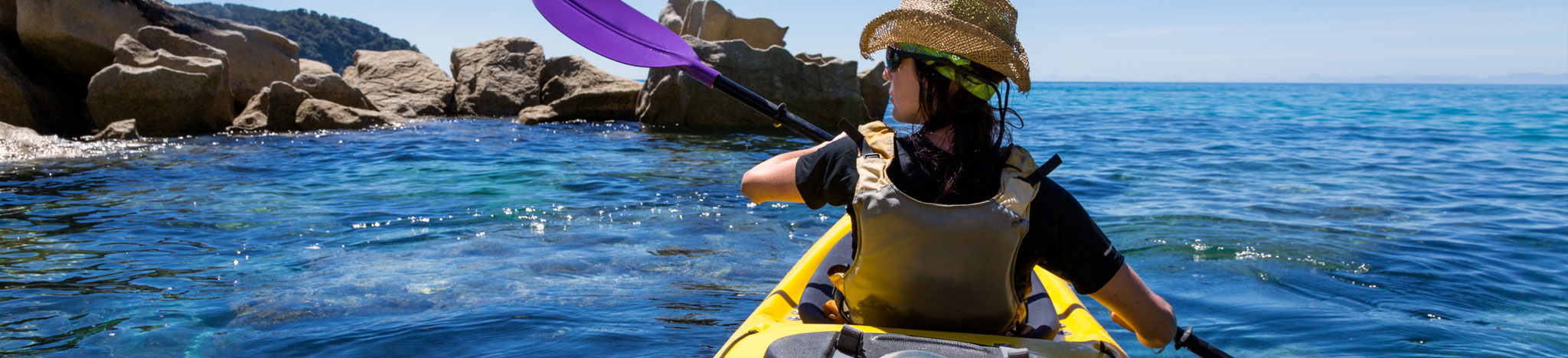 Kayaking - New Zealand Luxury Vacations