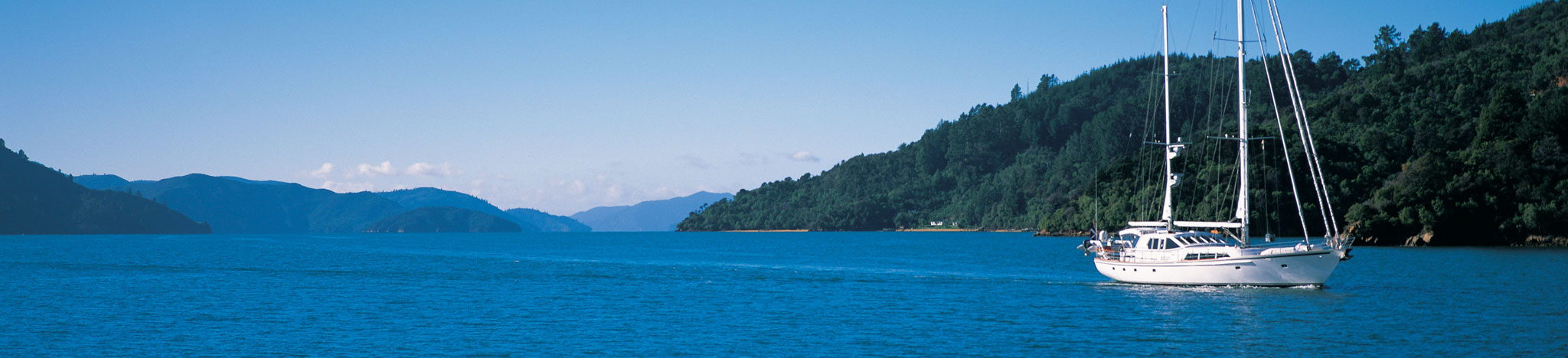 Luxury Sailing Vacations New Zealand